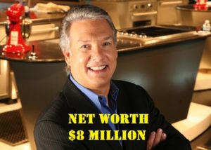 Image of Marc Summers net worth is $8 million