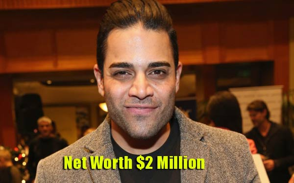 Image of Mike Shouhed net worth is $2 million