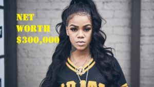 Image of Molly Brazy net worth is $300,000