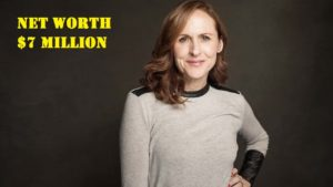 Image of Molly Shannon net worth is $7 million