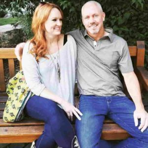 Image of Ree Drummond with her husband Ladd Drummond