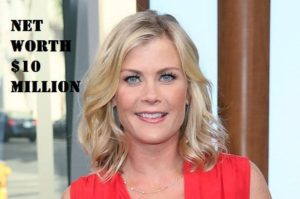 Image of Alison Sweeney Net worth is $10 million