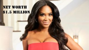 Image of Kenya Moore Net worth is $1.5 million